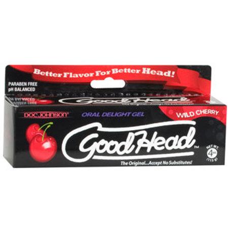 GoodHead Cherry Oral Delight Gel