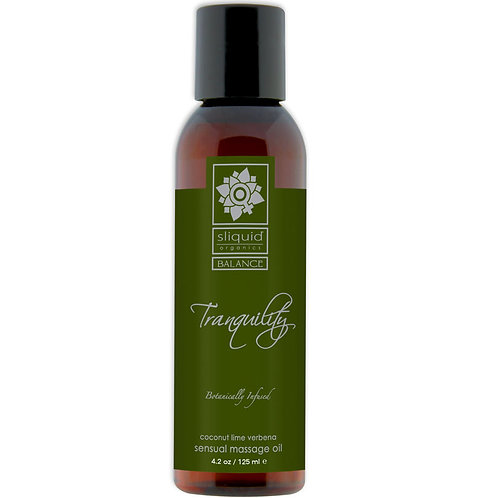 Sliquid Balance-Tranquility Coconut Lime Verbana 4.2oz