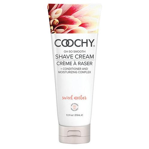 Coochy Shave Cream - Sweet Nectar 7.2oz