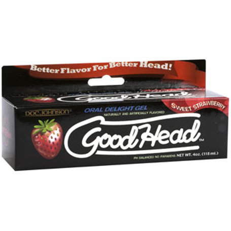 GoodHead Strawberry Oral Delight Gel