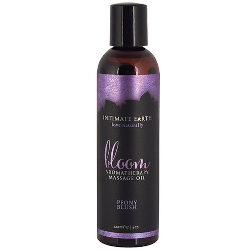 Intimate Earth Aromatherapy Oil - Bloom 4oz