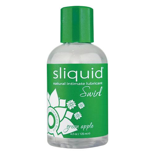 Sliquid Swirl Green Apple 4.2 oz