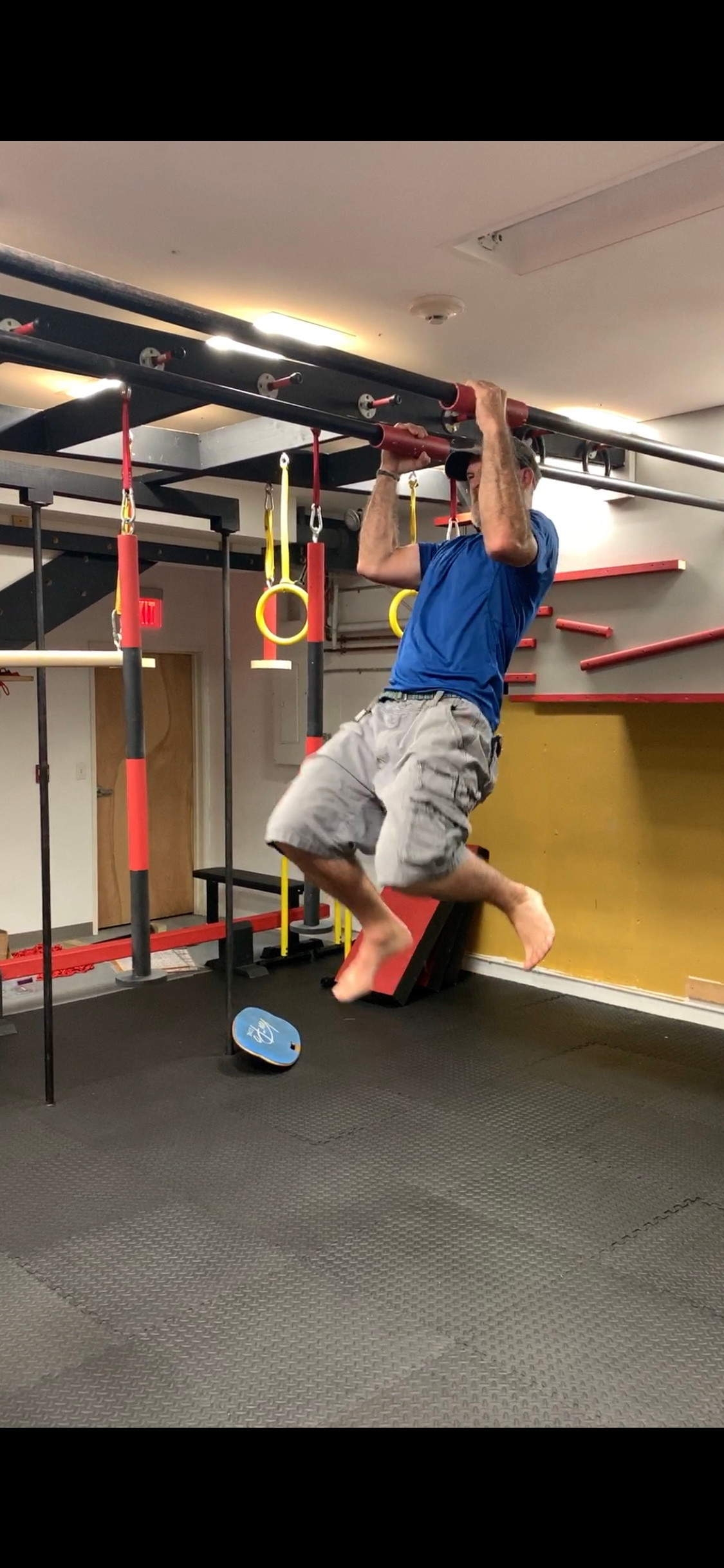 Adult Obstacle Fitness