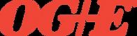 OG&E Brand Logo 4C CMYK Transparent PNG