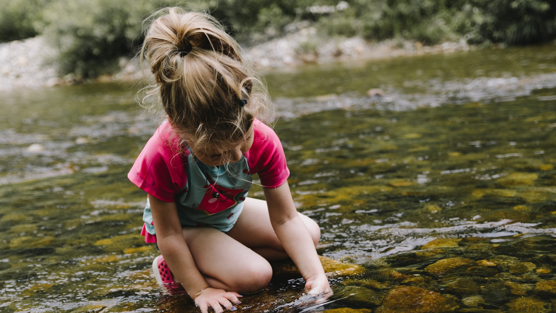 Conectando con naturaleza