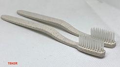Straw Rice Toothbrush