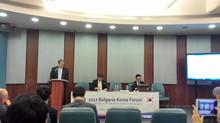Bulgaria-Korea Forum 2017