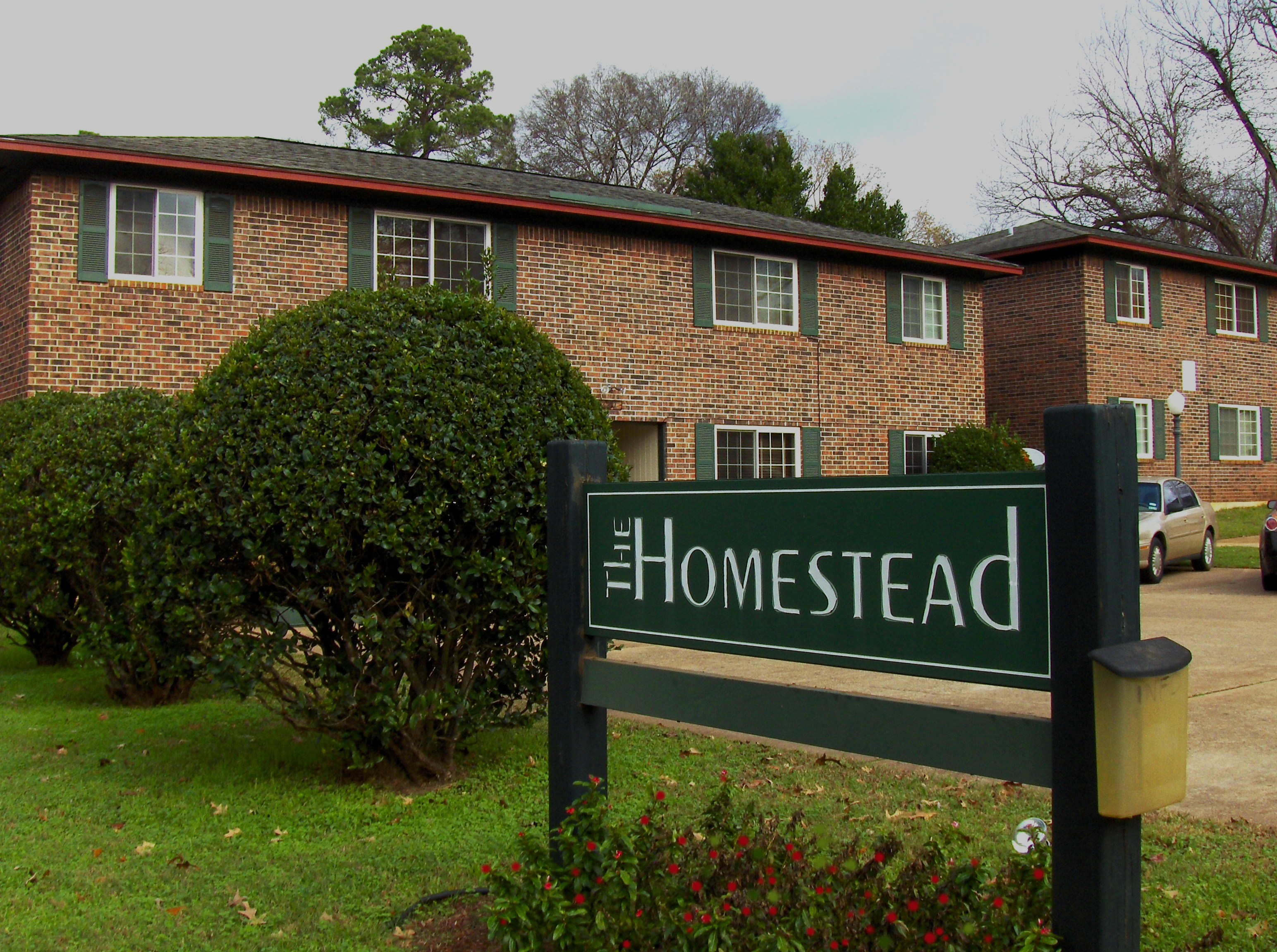 The Homestead Apartments