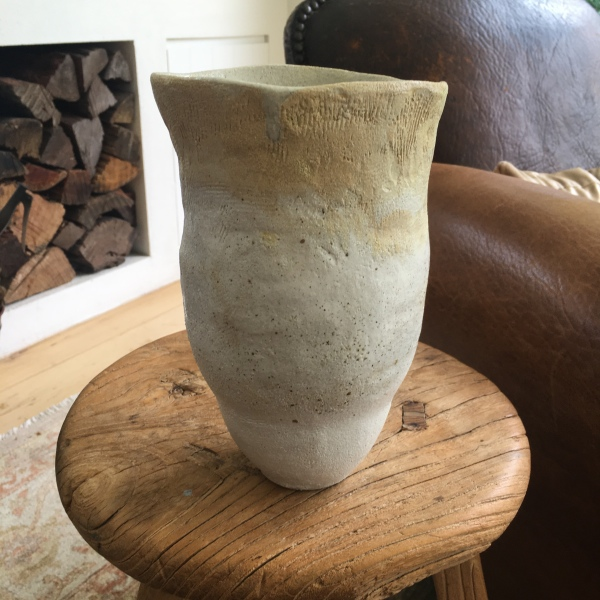 VESSEL WITH 3 GLAZES