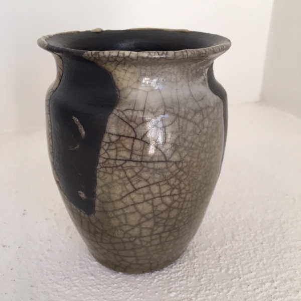 RAKU LITTLE VESSEL GALIGA