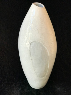 TALL VESSEL CRACKLE INLAY