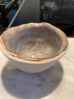 SEPIA LITTLE SW BOWL WITH FRILL