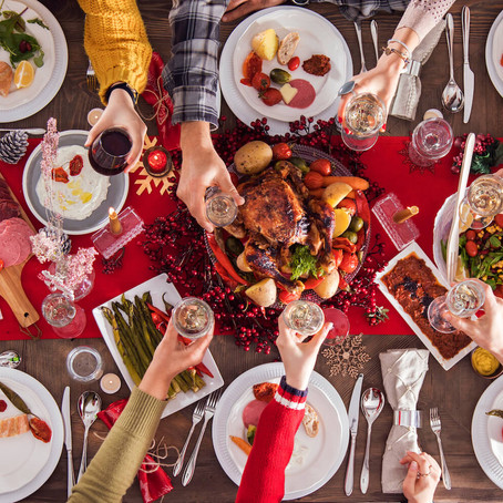 Des idées de recettes pour les fêtes avec des produits locaux