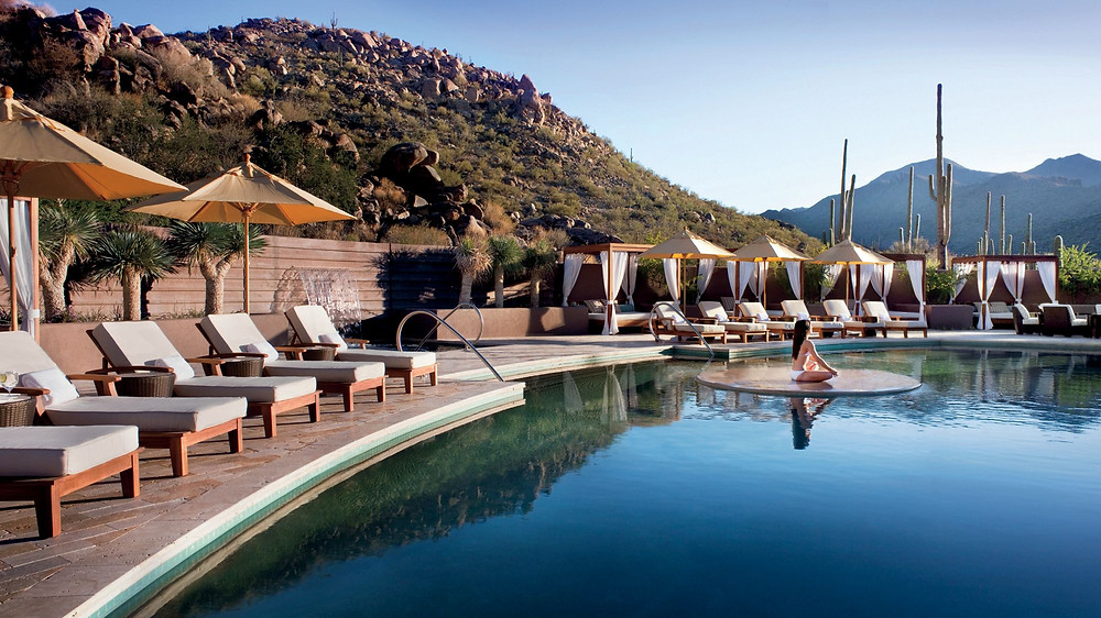 Travel Stay at the Ritz Carlton in Phoenix