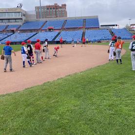 EXIT Realty Baseball Skills Camp.2