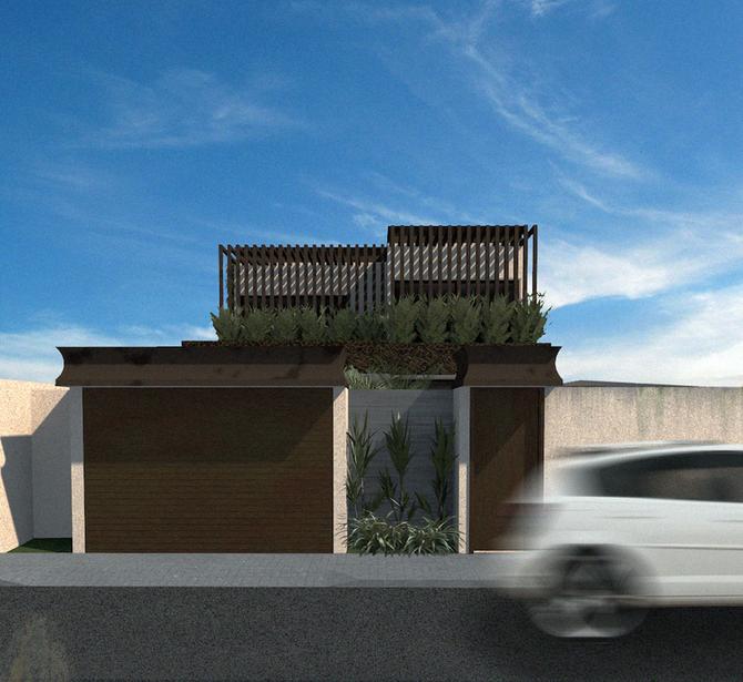 Projeto - Residência sustentável