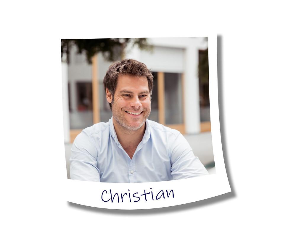 Christian Liepack, Geschäftsführer der Medienbüro am Reichstag GmbH