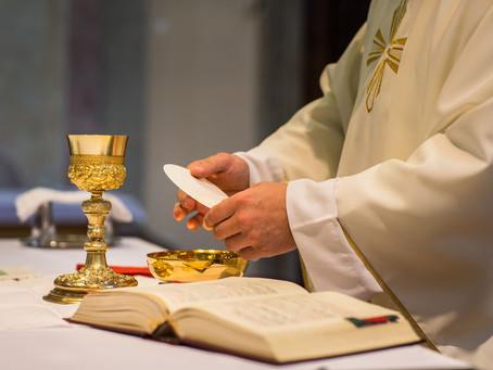 Surprise Visit - Fr. Thomas O'Dea