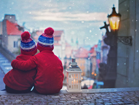 It's the Season for Sharing Love