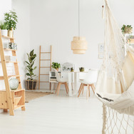 Modern White Room