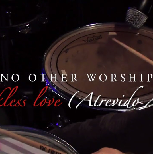 No Other Worship (music video shoot and edit)