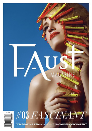 FAUST cover. (France)