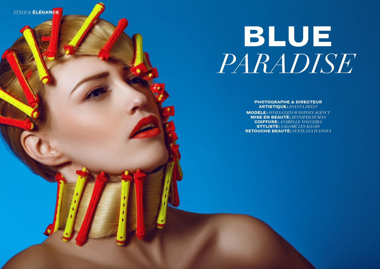 FAUST magazine. (France)