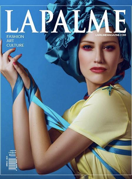 LAPALME cover. (USA)
