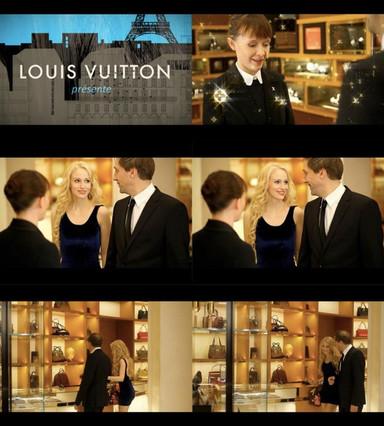 LOUIS VUITTON commercial. (World)