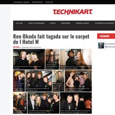 18/12/2017 TECHNIKART magazine. (France)