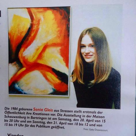 TELECRAN magazine. (Luxembourg)
