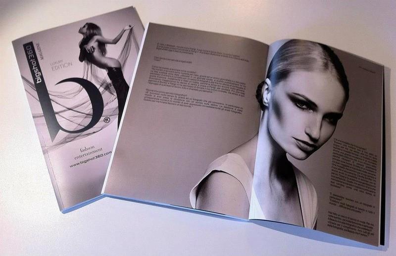 BIGSHOT360 magazine. (Italy)