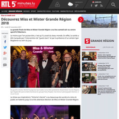 27/11/2017 RTL 5 MINUTES online. (Luxembourg)