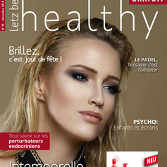 01/12/2018 LETZ BE HEALTHY journal. (Luxembourg)