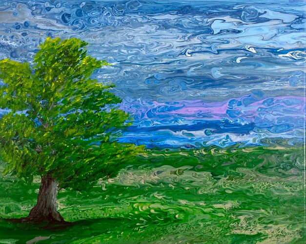Oak in the Wind (Iowa Skies series)