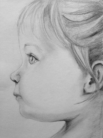 Little Blue Eyed Girl Profile
