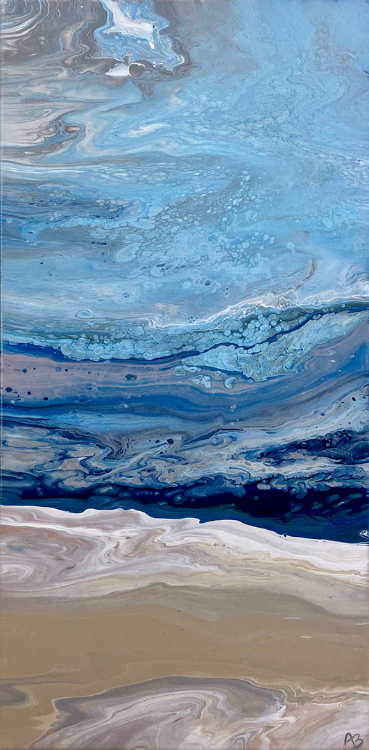 Tempestuous Seas (Shores series)