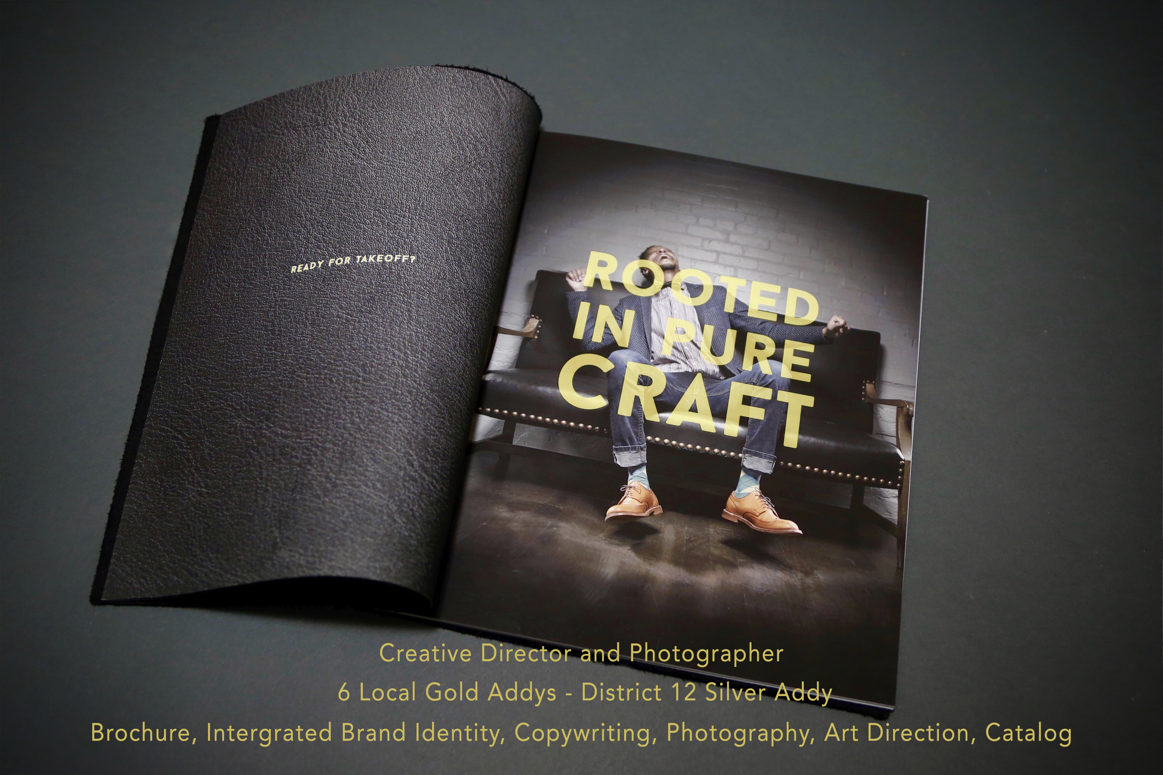 2016 Gold Addy - Brochure