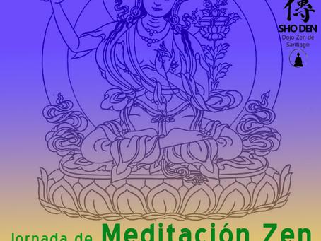 Jornada de Meditación Abril