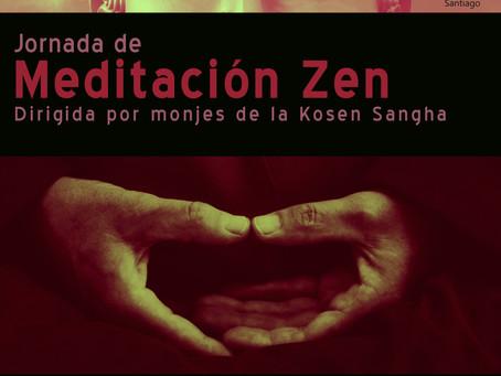 Jornada de Meditación Zen Junio
