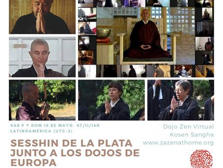Sesshin online - 9 y 10 de Mayo 2020