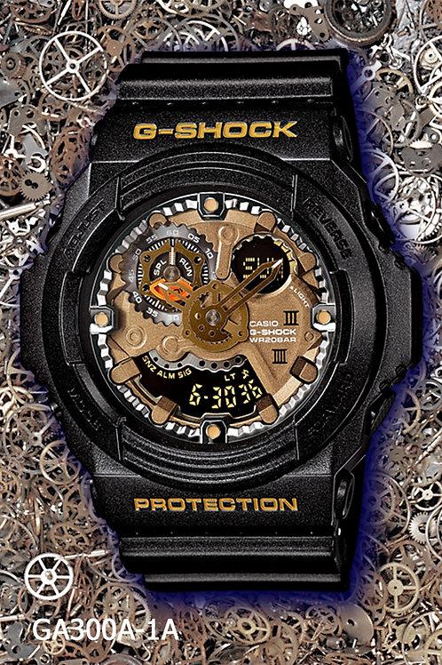 Casio GShock ga 300a-1a