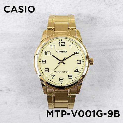 Casio MTP V001G-9B