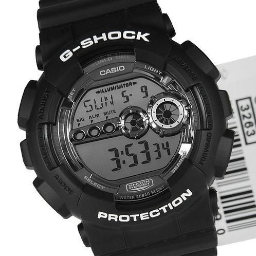 Casio GShock gd 100bw-1d