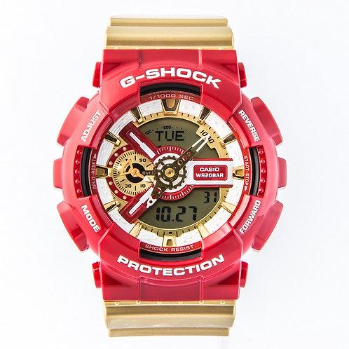 Casio GShock ga 110cs-4ad