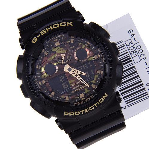 Casio GShock ga 100cf-1a9