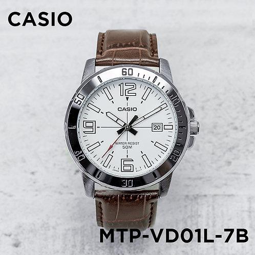 Casio MTP VD01L-7B