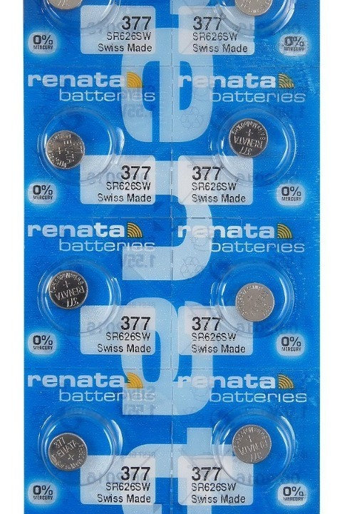 BATERIA RENATA 377/SR626