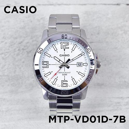 Casio MTP VD01D-7B