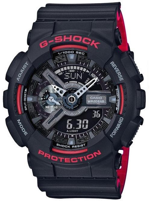 Casio Gshock GA 110HR-1A
